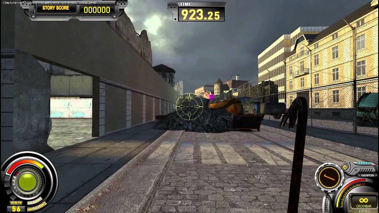 Half-Life 2: Survivor released for PC (finally) | ValveTime net