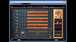 OCET Rhythm synth V2 by Elektro Studio