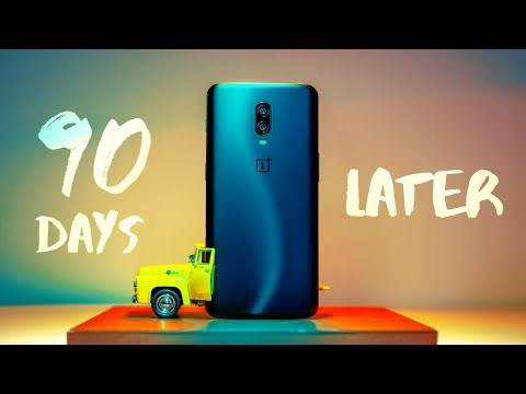 OnePlus 6T - A Long Term User Review