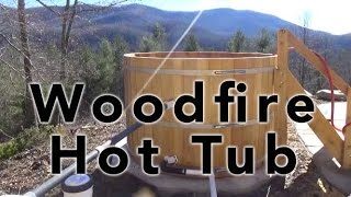 Woodfire Hot Tub