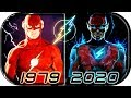 EVOLUTION of FLASH in MOVIES & TV Series 1979-2020 The Flash: Flashpoint movie trailer scene 2020