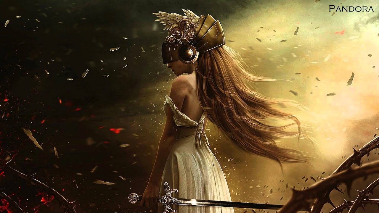 3d Hd Wallpapers Priestess Audiomachine Existence Pandora Extended Youtube