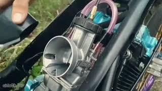 Story wa drag bike 200cc