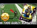 MADDEN 19 TOTY TODD GURLEY BEST RB! 99 TODD GURLEY | MADDEN 19 ULTIMATE TEAM