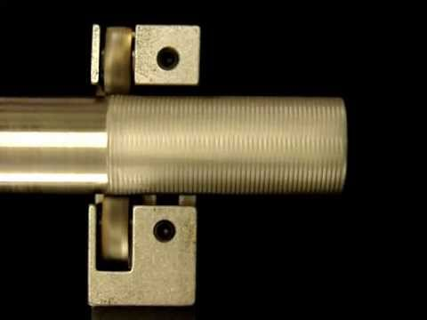 Genswiss Straddle Knurling Holder For Cnc Swiss Machines