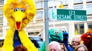 Study Finds 'Sesame Street' as Effective as Preschool