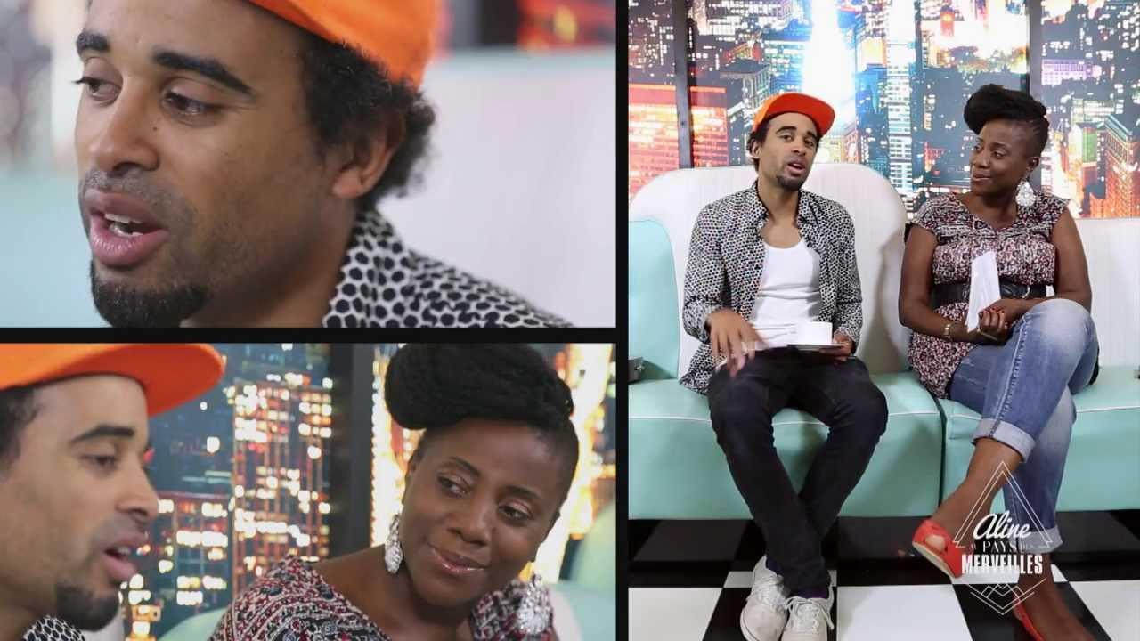 PATRICE / INTERVIEW / LIVE / ALINE AU PAYS DES MERVEILLES