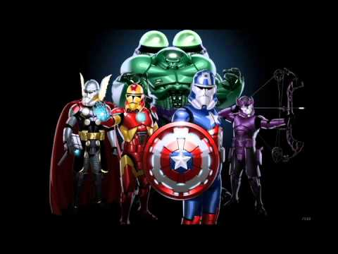 Star Wars Avengers Fanfiction Reading: Part 1