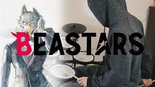 BEASTARS OP『Wild Side/ALI』(ビースターズ) Drum Cover (叩いてみた)