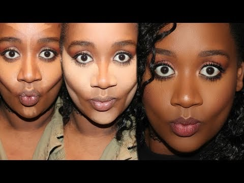 HOW TO AVOID FLASHBACK IN PICTURES | Revolution Loose Setting Powder | Makeup tips for black women