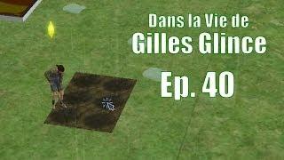 Les Sims 2 - Dans la Vie de Gilles Glince - Episode 40 : Detroit tombe mal