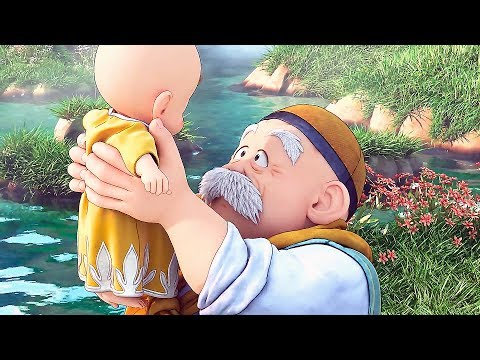 DRAGON QUEST XI Opening Cinematic Movie Trailer (Dragon Quest 11) Nintendo Switch/PS4 2017