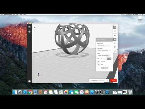 MakerBot Print Tutorial