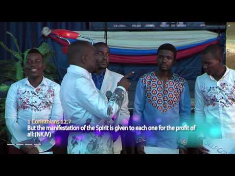 THE FRUIT OF THE SPIRIT IN RELATION WITH SPIRITUAL GIFTS F