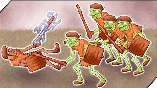 эТОТ ГОБЛИН НЕПОБЕДИМЫЙ, Я В ШОКЕ - Игра Necromancer story # 12 Игры Андроид
