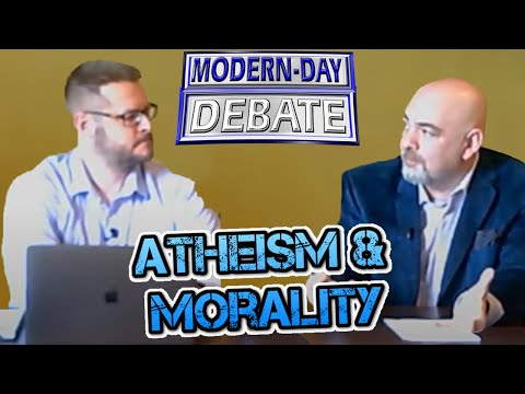Dillahunty Vs Wood (Acts17Apologetics) | What Best Explains Ethics, God Or Secular Humanism?