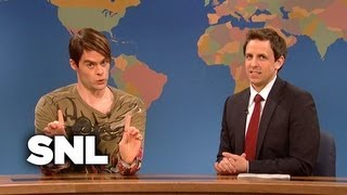 Weekend Update: Stefon on Mother's Day's Hottest Tips - SNL