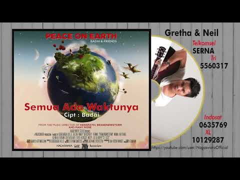 Gretha & Neil - Semua Ada Waktunya (Official Audio Video)
