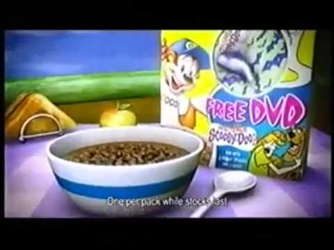 Kellogg S Coco Pops And Rice Krispies Free Dvd What S New Scooby Doo