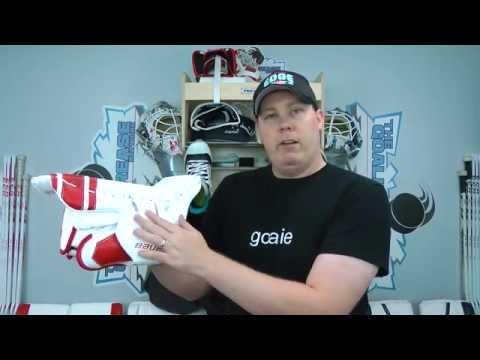 Bauer TotalOne NXG Vintage Pro Leg Pads, Glove, & Blocker Full Set Review