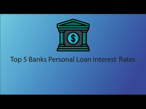 Top 5 Banks Personal Loan Interest Rates In UAE