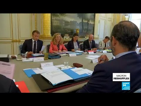 France cabinet reshuffle: Macron looks for second wind