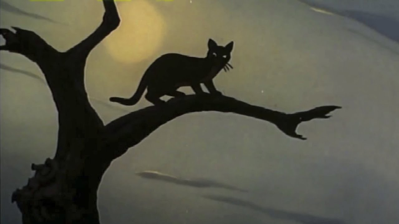 Cats, Witchcraft and the Black Plague – Disney Vintage Halloween ...