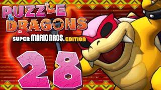 PUZZLE & DRAGONS: MARIO BROS. #28 - Roy ohne Chance - Let