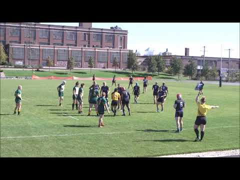 2017 WPL - Chicago North Shore vs. San Diego Surfers (10/8/17)