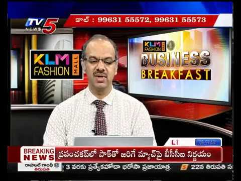 22nd Feb 2019 TV5 News Business Breakfast