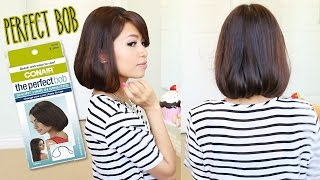First Impressions: Conair The Perfect Bob Demo & Review - Short Hair in Minutes (Hot Bob) Thumbnail