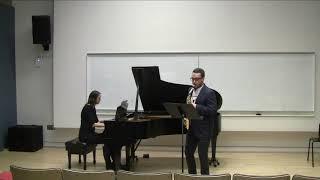 Dubois Concerto Mvt 3