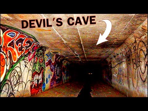 HAUNTED TUNNELS UNDER INLAND EMPIRE
