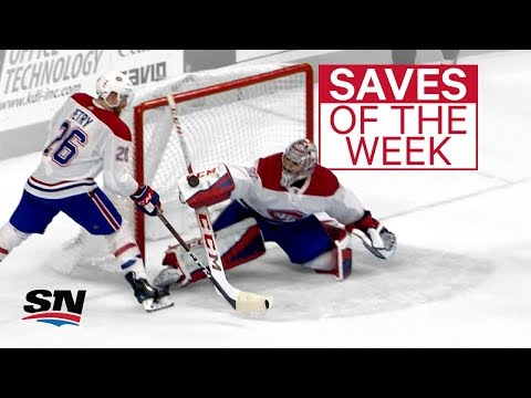 NHL Saves of the Week: Price makes 'em pay