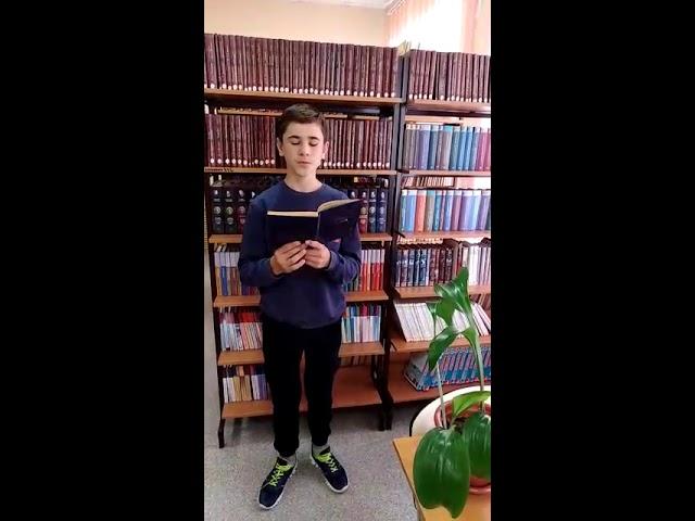 Изображение предпросмотра прочтения – ИванТюрев читает произведение «Откуда веет тишиной» И.С.Тургенева