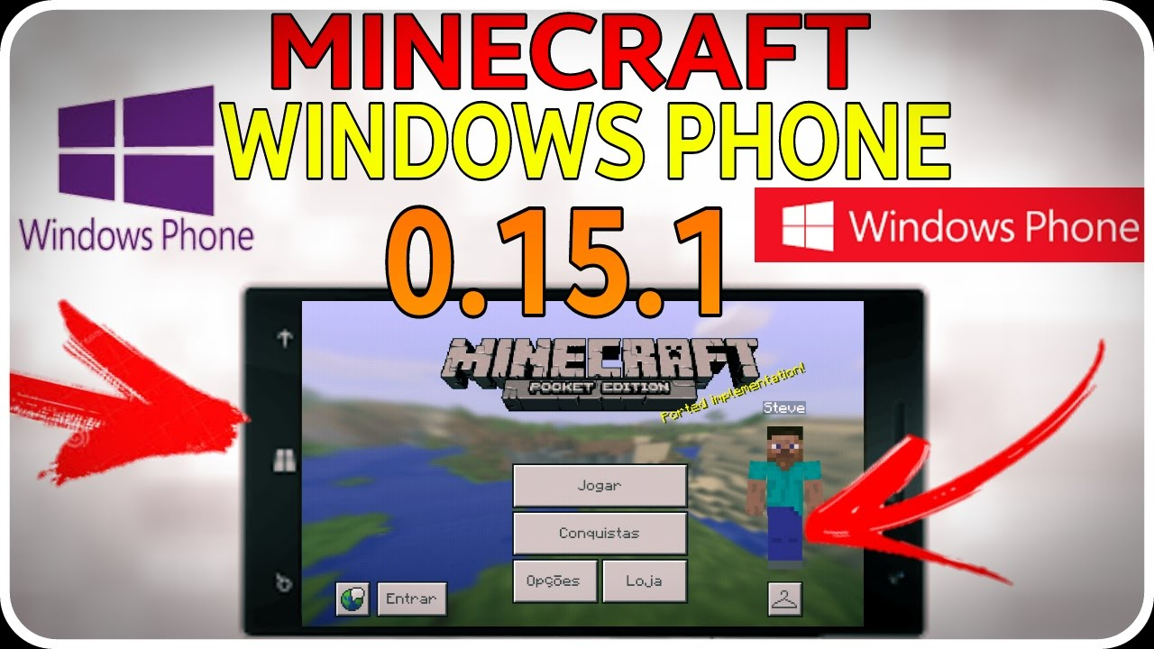 minecraft pocket edition 0.15.0 скачать на windows phone #8