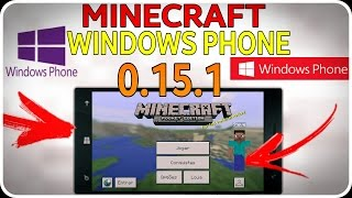 как скачать minecraft pe 0.13.x для windows phone 8.1