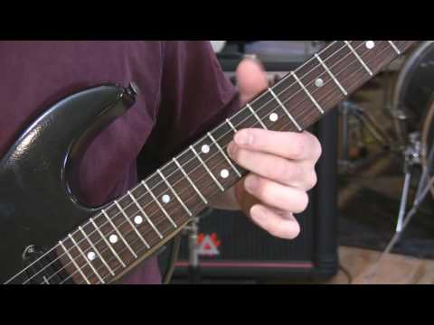 Guitar Styles: Rock Guitar - Lesson Two