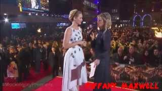 Jennifer Lawrence - Funny Moments (Part 29)