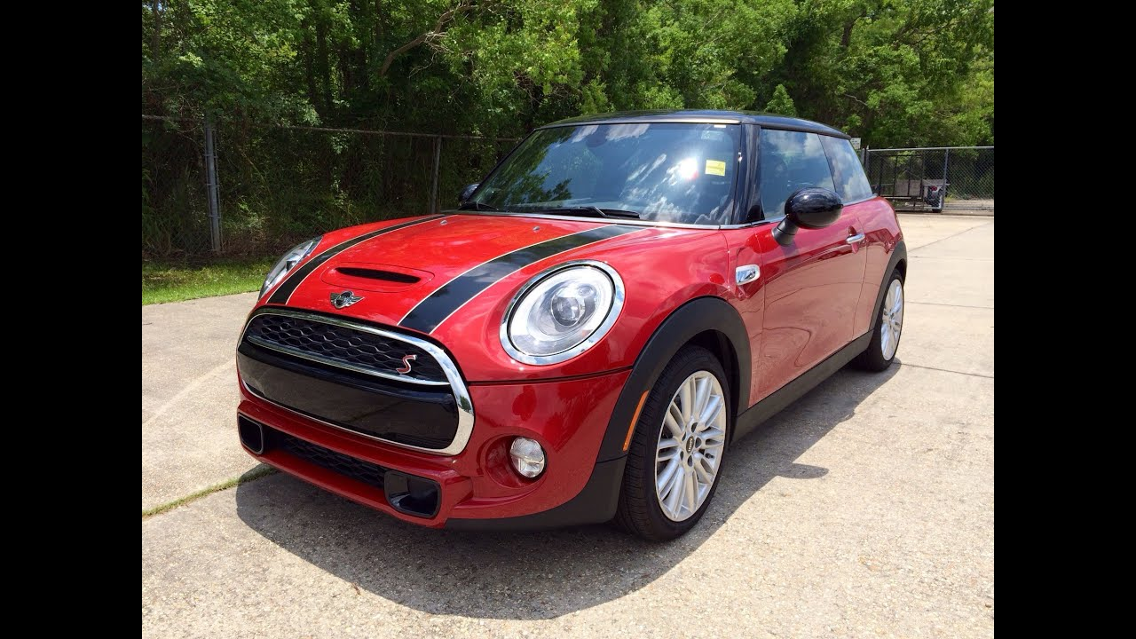 2014 MINI Cooper S Hardtop Exhaust Start Up and In Depth Review