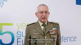 EDAis15: General Claudio Graziano