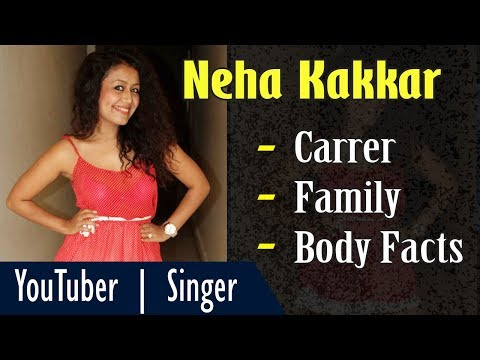 Neha Kakkar Biography with Body Facts (Height, Weight, Age) | Gyan Junction