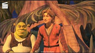 Shrek The Third: Arthur's speech
