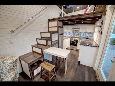 The Freedom Tiny House Feels Like Home