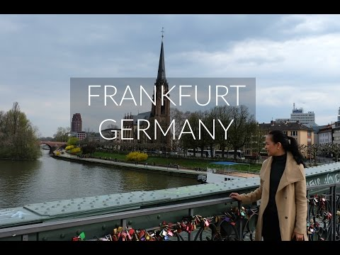 Travel with Me | Frankfurt Germany