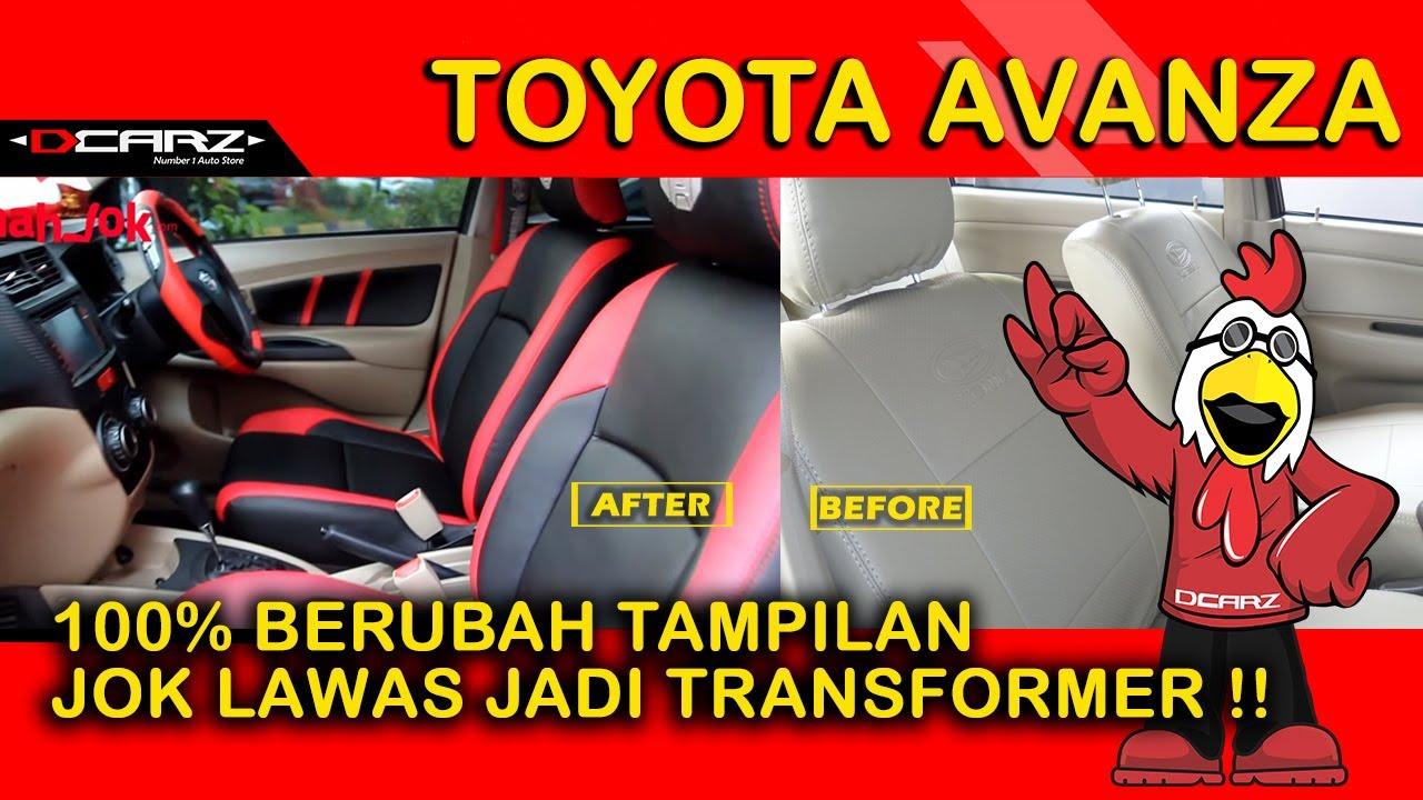Harga Grand New Avanza Makassar Jual 1.5 021 8227931 Desain Sarung Jok Mobil Bahan Kulit Mbtech Camaro Youtube