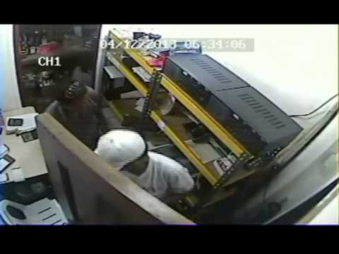 Thieves Caught on CCTV - BF Homes Parañaque