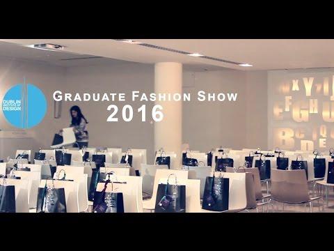 Dublin Institute Of Design Fashion Show 2016