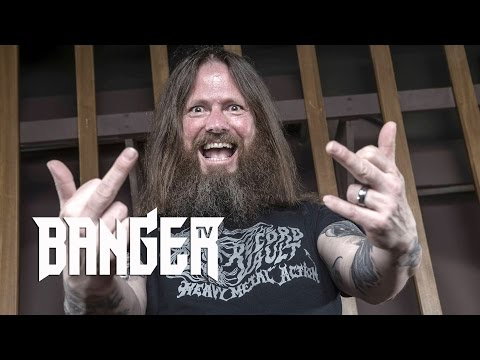 GARY HOLT of SLAYER/EXODUS on going hard in his 50s episode thumbnail