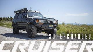 Supercharged Cruiser Walkaround. Built 4 Adventure.